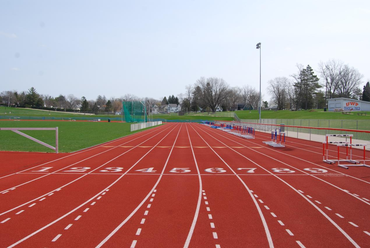 athletic tracks north west