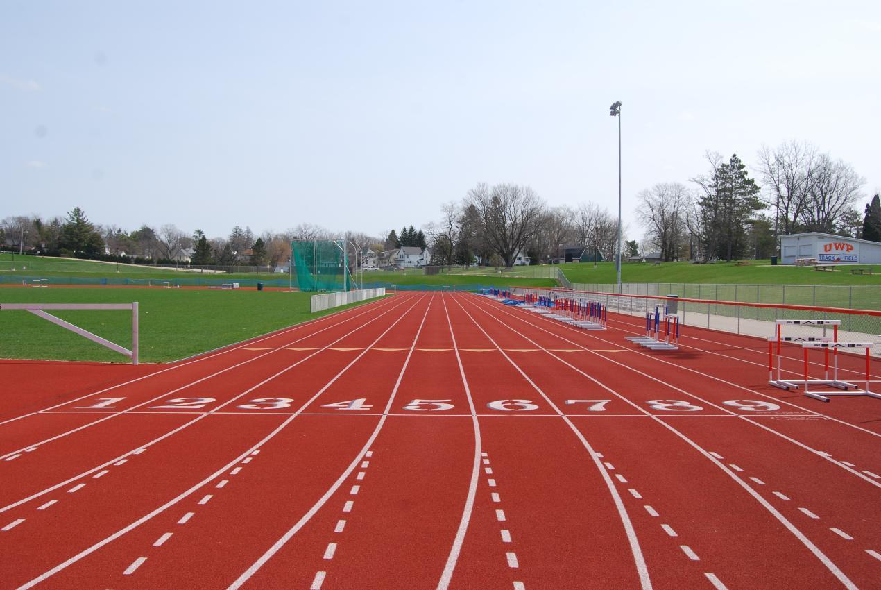 athletic tracks north west
