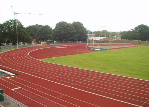 athletic tracks pretoria