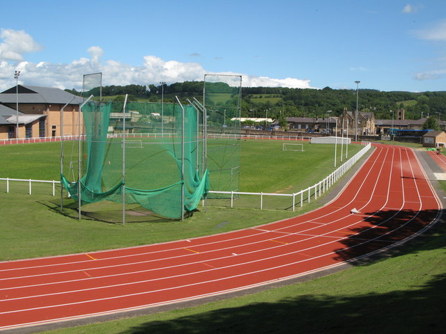 athletic tracks randburg
