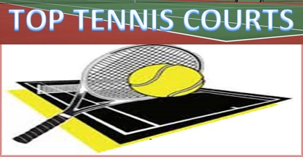 tennis courts resurfacing Gauteng