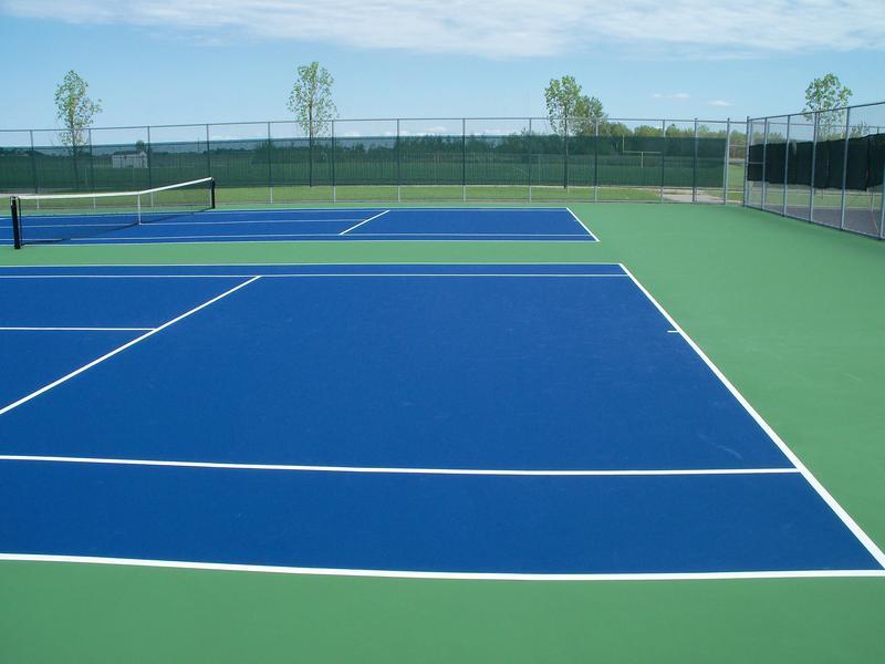 tennis courts benoni