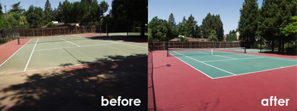 tennis courts resurfacing2