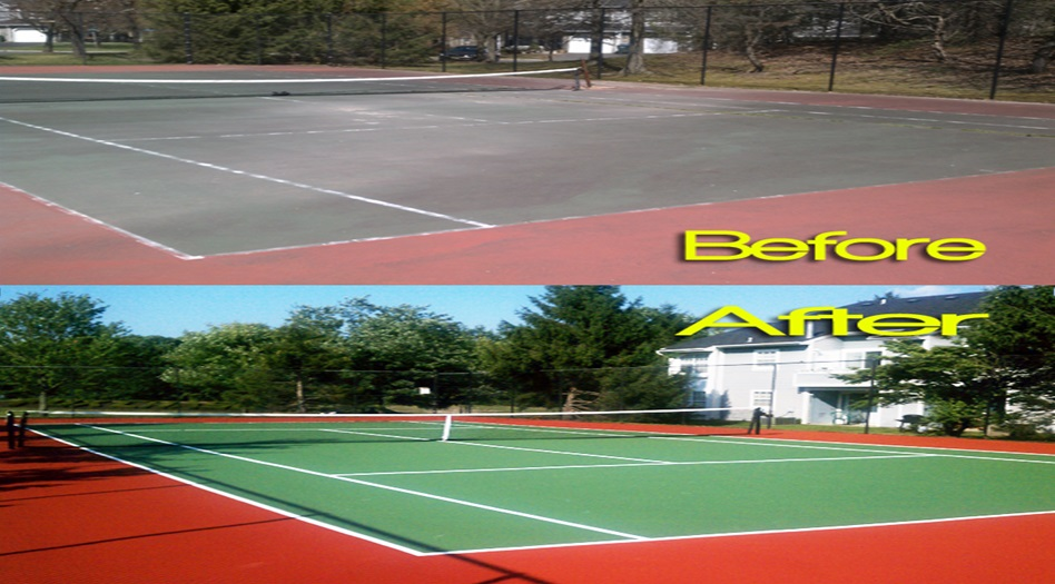 tennis courts resurfacing4