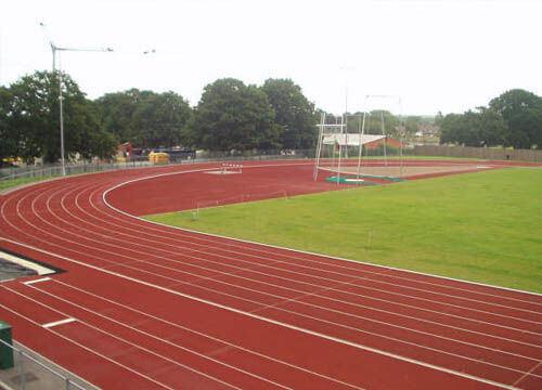 athletic tracks pretoria